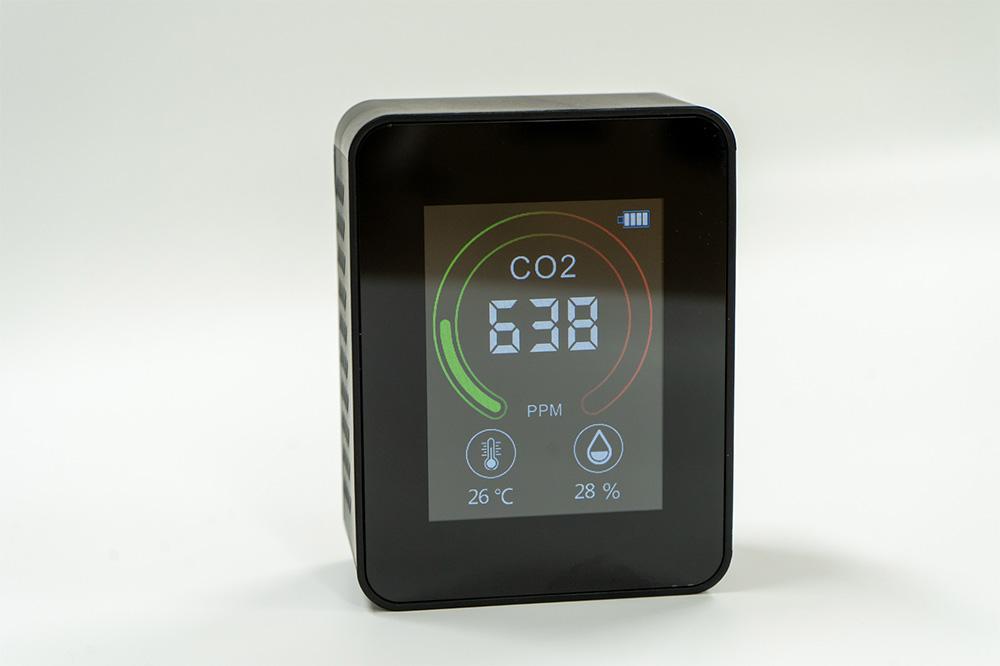 CO2 二酸化炭素 温度 湿度 センサー